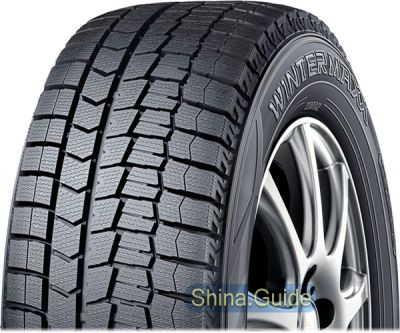 215 45 R17 DUNLOP WINTER MAXX WM02